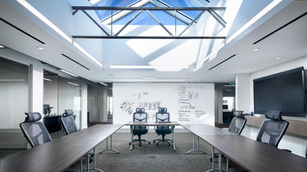 Calgary Office Tenant Improvement