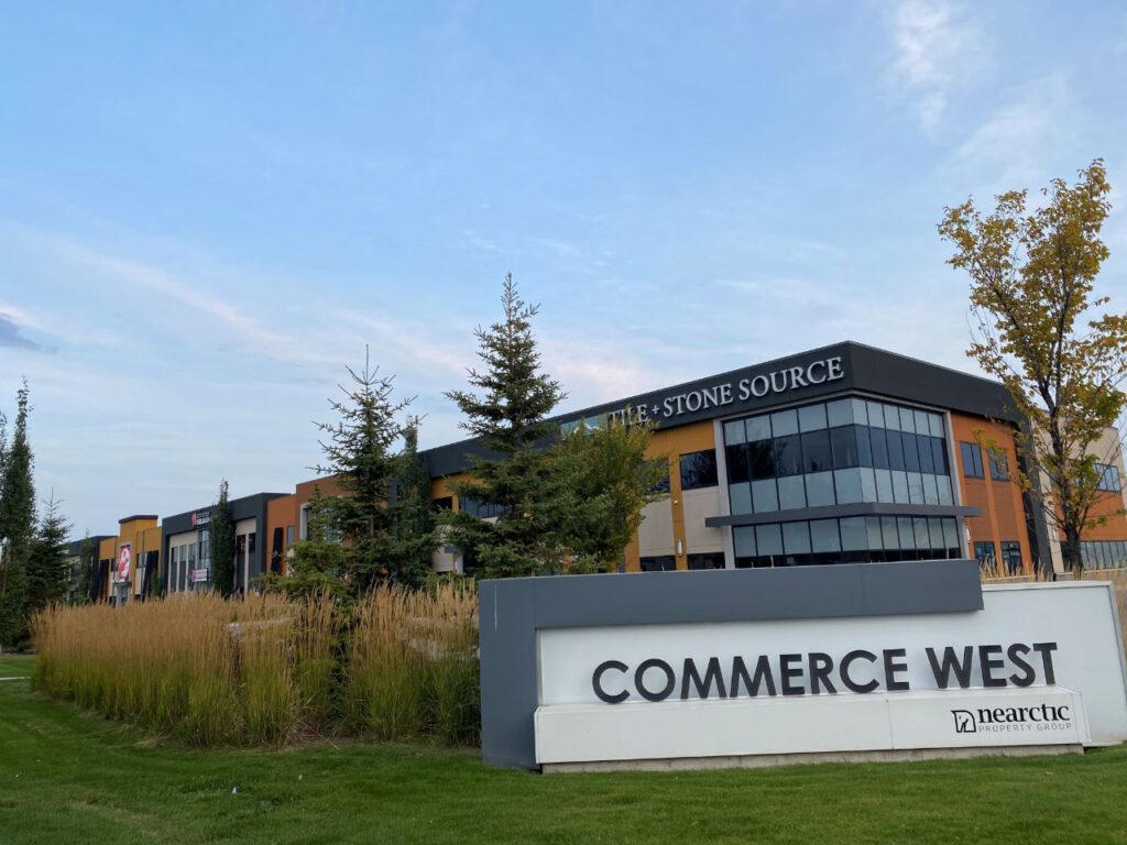 Commerce West Business Park