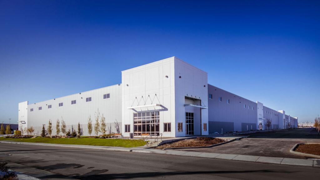 Grasslands Logistics Centre