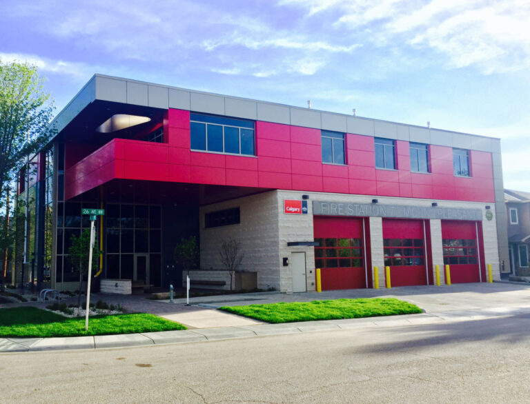 Mount Pleasant Fire Station #7