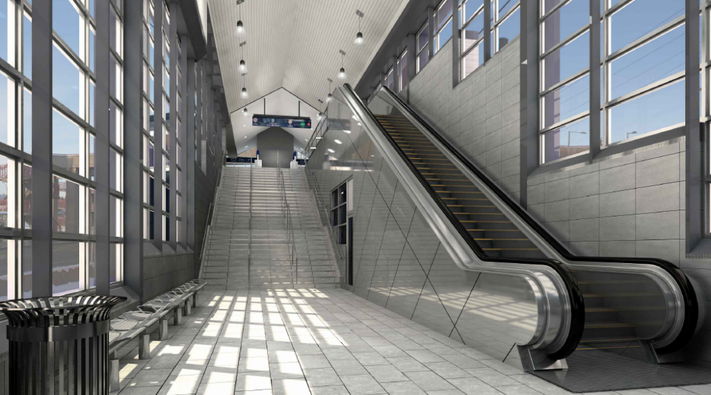 Rundle & Marlborough LRT Renovations