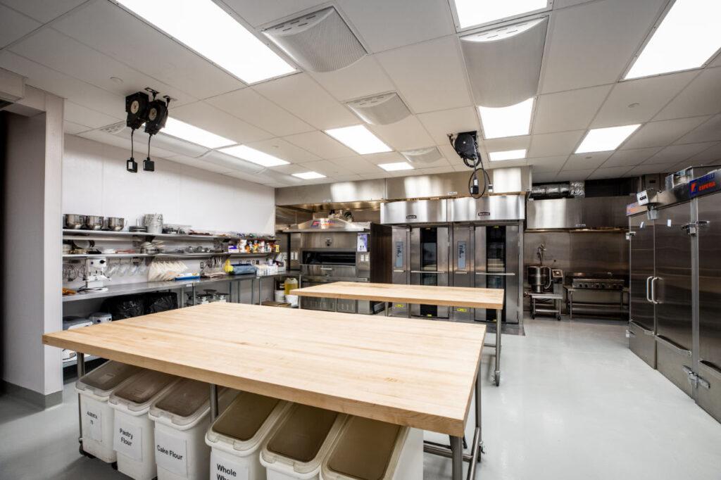 Lethbridge College Bakery Renovation