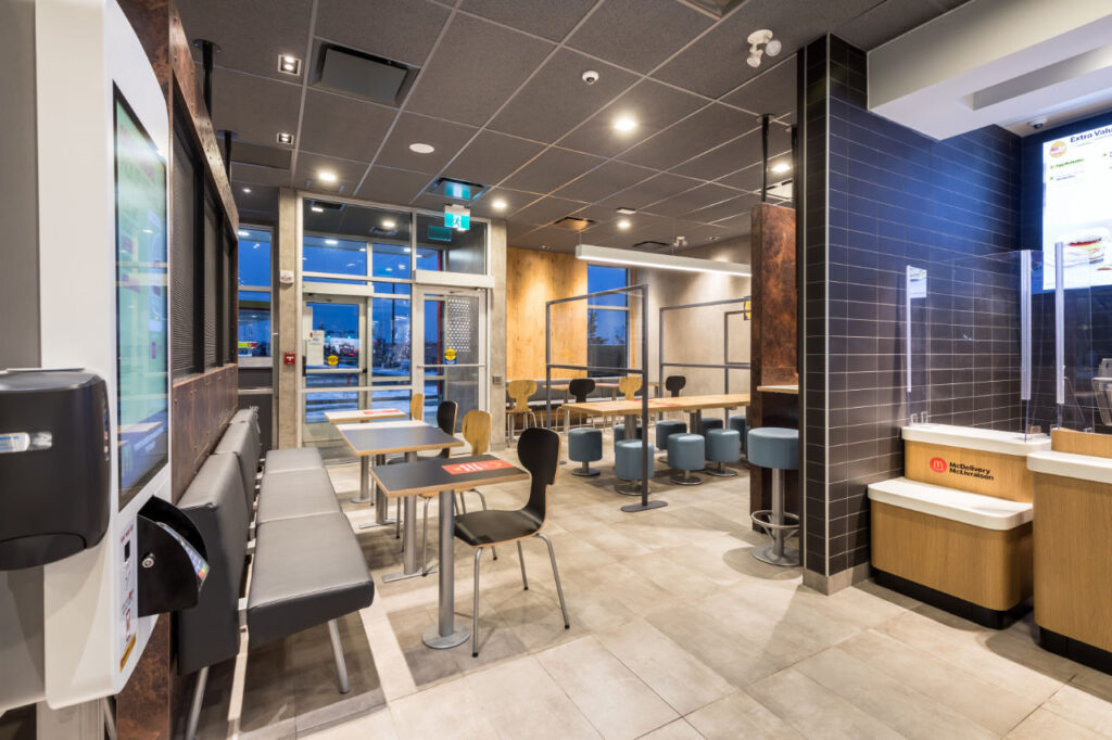 McDonald's at Fireside Gate