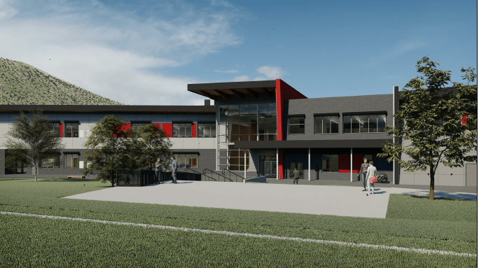 Valleyview Secondary School Expansion