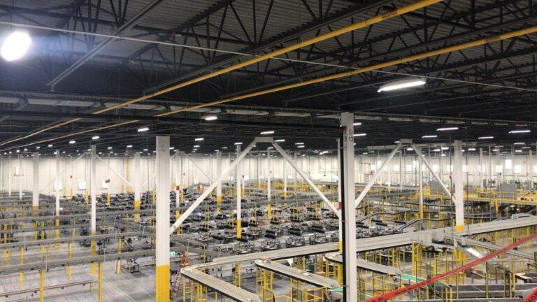 Amazon Fulfilment Centre YYC1 – Nose Creek Building E