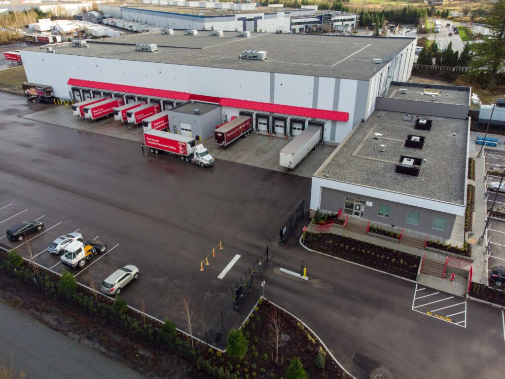 TDLL Distribution Centre
