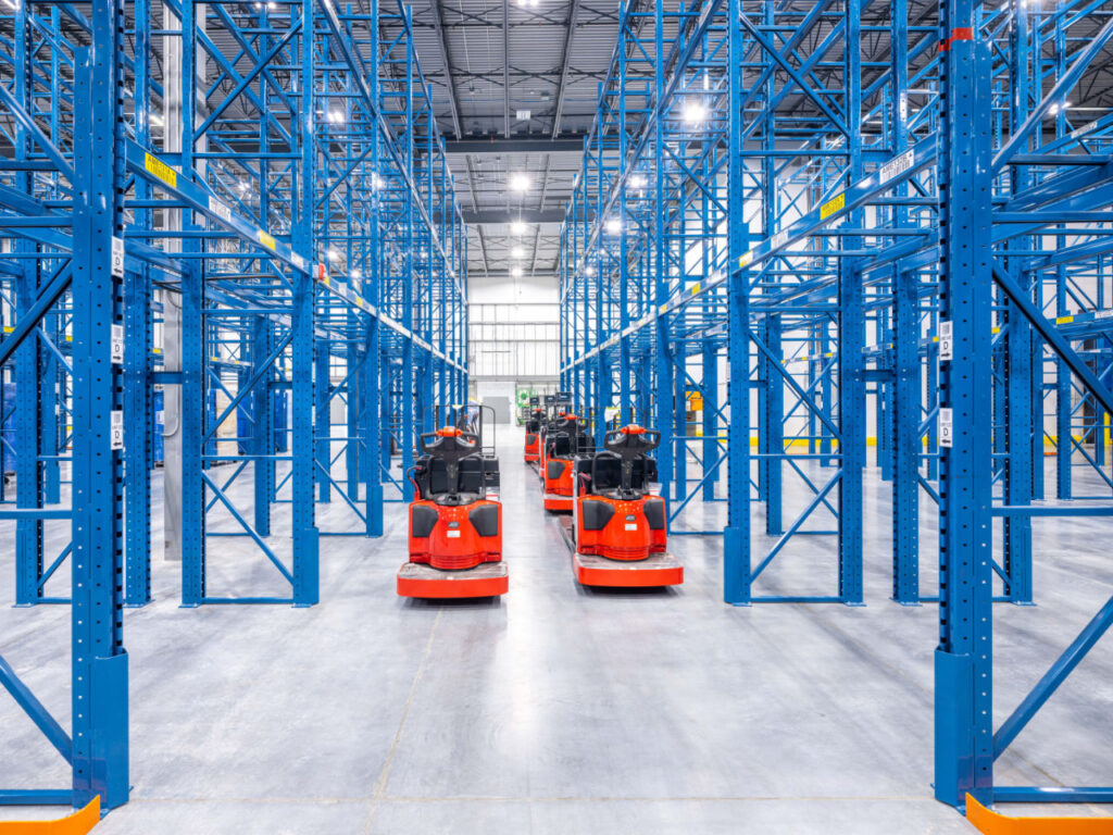 TDLL Distribution Centre